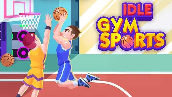 idle gym sports mod