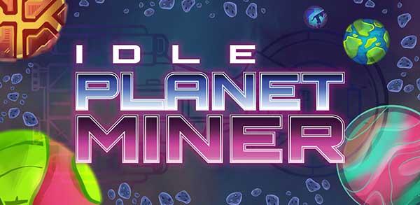idle planet miner mod