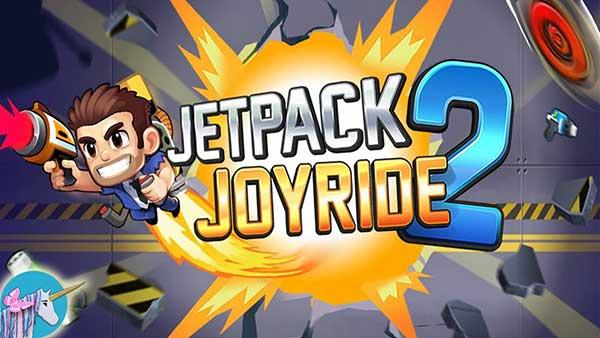 jetpack joyride 2: bullet rush mod