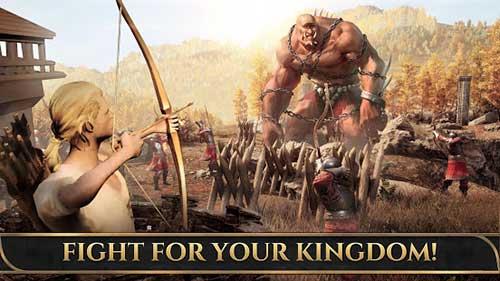 King Of avalon: Dragon War Apk
