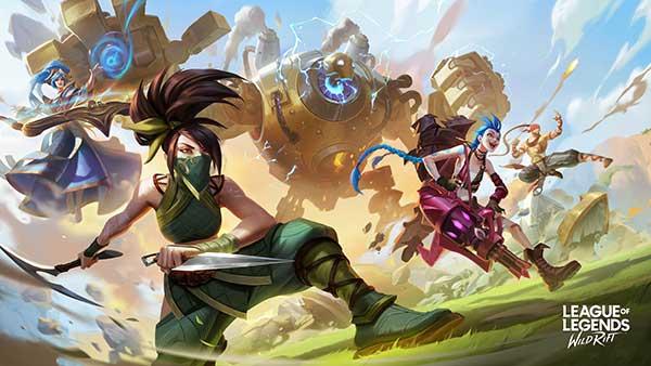 league of legends wild rift mod