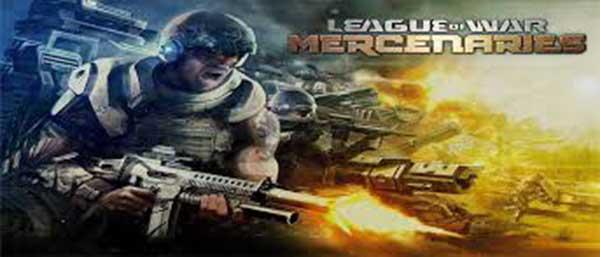 League Of War Mercenaries