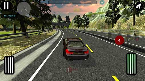 Manual gearbox Car Parking Apk