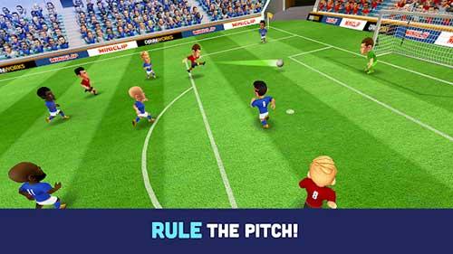 mini football mobile soccer apk