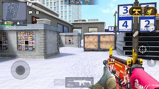 Modern Ops Online Fps 3d Shooter Apk