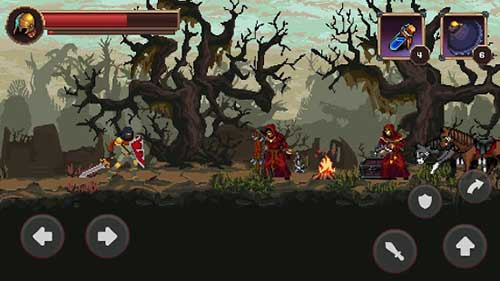 mortal crusade: sword of knight apk