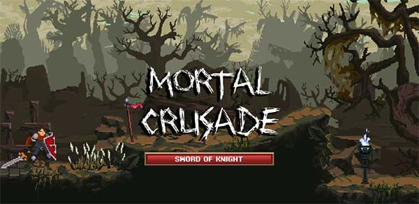 mortal crusade: sword of knight mod