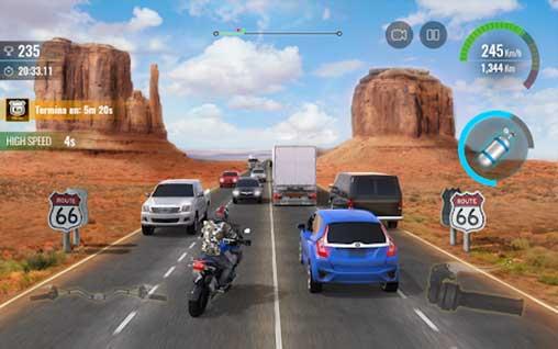 Moto Traffic Race 2 Apk