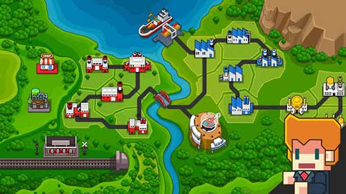 my factory tycoon idle game apk