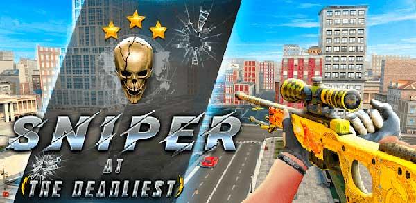 new sniper shooter mod