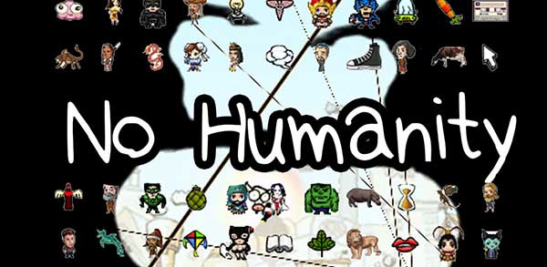 no humanity the hardest game mod