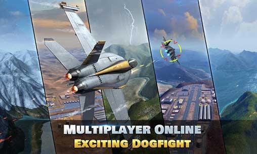 Over G: Modern Air Combat Apk