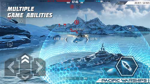 pacific warships apk