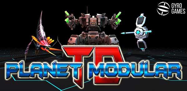 planet modular tower defense mod