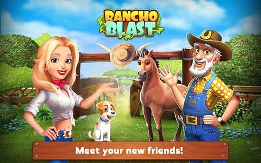 Rancho Blast Apk