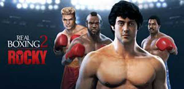 Real Boxing 2 Rocky Mod