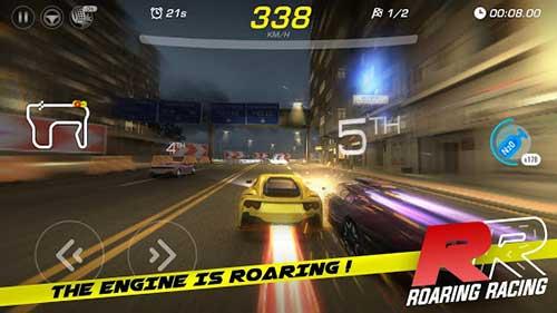 roaring racing apk