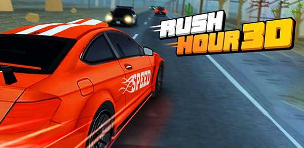rush hour 3d mod