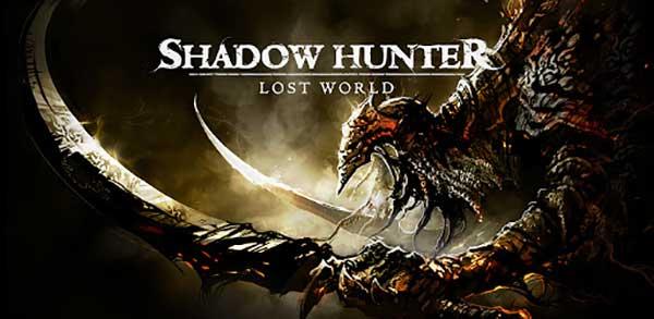 shadow hunter lost world mod
