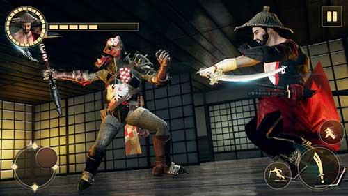 shadow ninja warrior apk