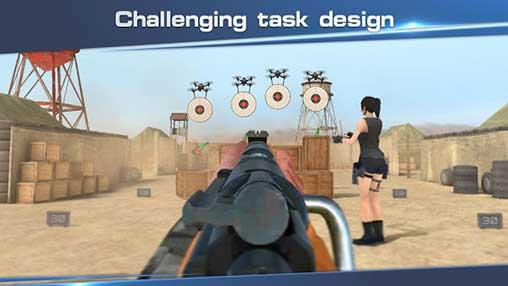 Shooting World Gun Fire Apk