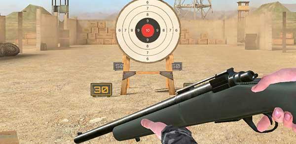 Shooting World Gun Fire