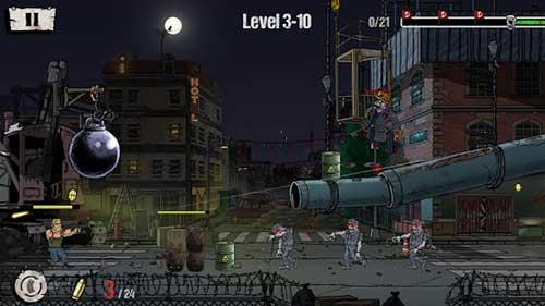Shooting Zombie Apk