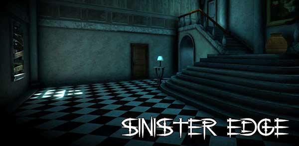 sinister edge 3d horror game mod