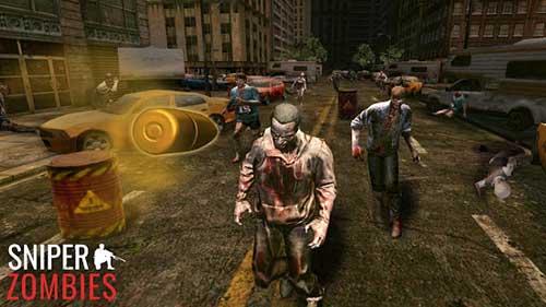 sniper zombies offline game apk