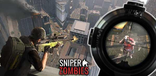 sniper zombies offline game mod