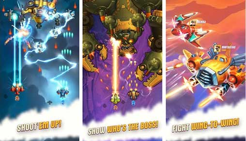 Space Squad Galaxy Attack Apk