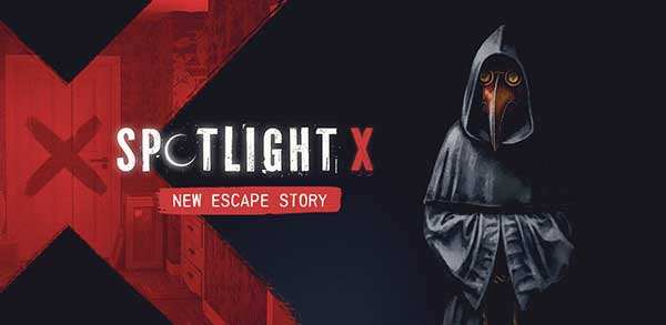 spotlight x room escape mod