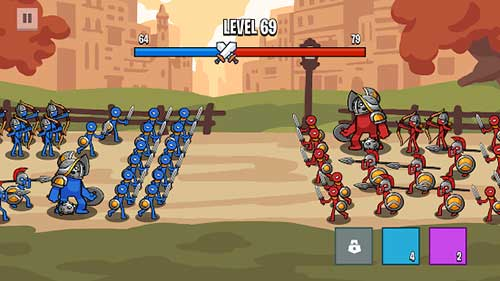 stick wars 2: battle of legions apk