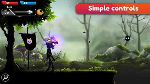 stickman archer online apk