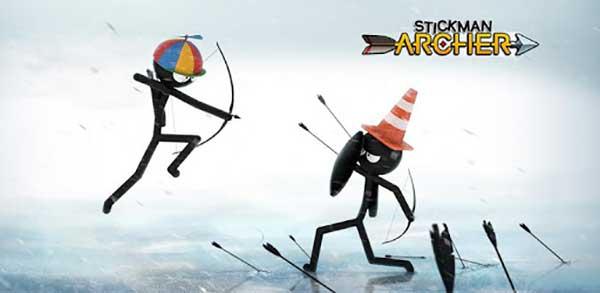 stickman archer online mod