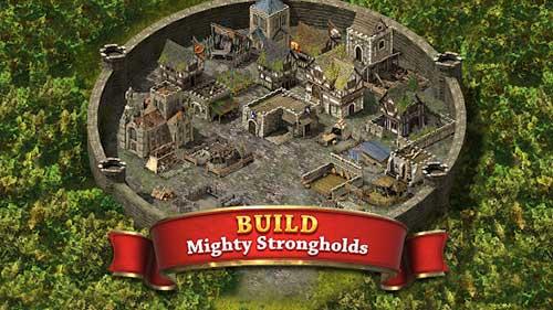 stronghold kingdoms feudal warfare apk