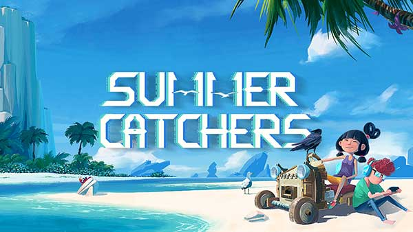 summer catchers mod
