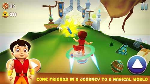 Super Bheem Master Run Apk