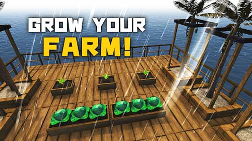 survival and craft crafting in the ocean apk