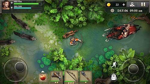 Survival Ark Zombie Plague Battlelands Apk