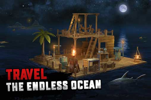 Survival On Raft Ocean Nomad Apk