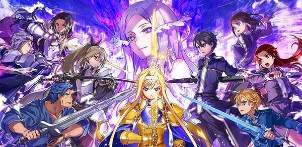 sword art online alicization rising steel mod