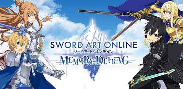sword art online: memory defrag mod