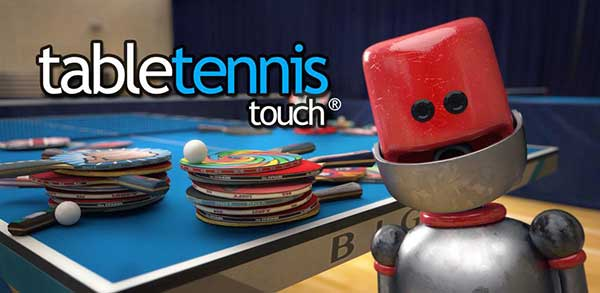 table tennis touch mod