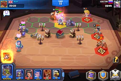 Tactical Monsters Rumble Arena Apk