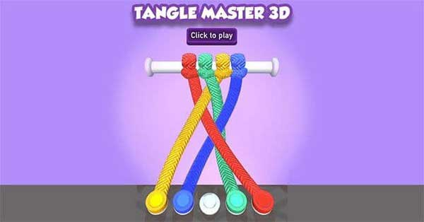 tangle master 3d mod