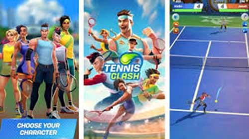 Tennis Clash 3D Sports Apk