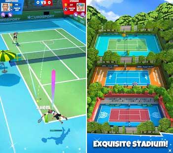 tennis go world tour 3d apk