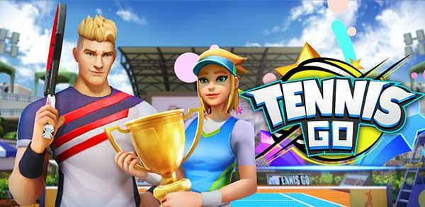 tennis go world tour 3d mod