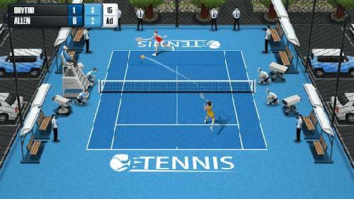 Tennis Stars Apk